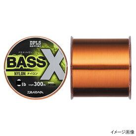 【7/5最大P48倍!】ダイワ バス-X ナイロン 300m 6lb アッサムブラウン
