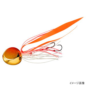 ダイワ 紅牙 ベイラバーフリー α 150g 鍍金ゴールドオレンジ