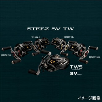 (Daiwa) Daiwa STEEZ SV TW 1016SV-HL left handle