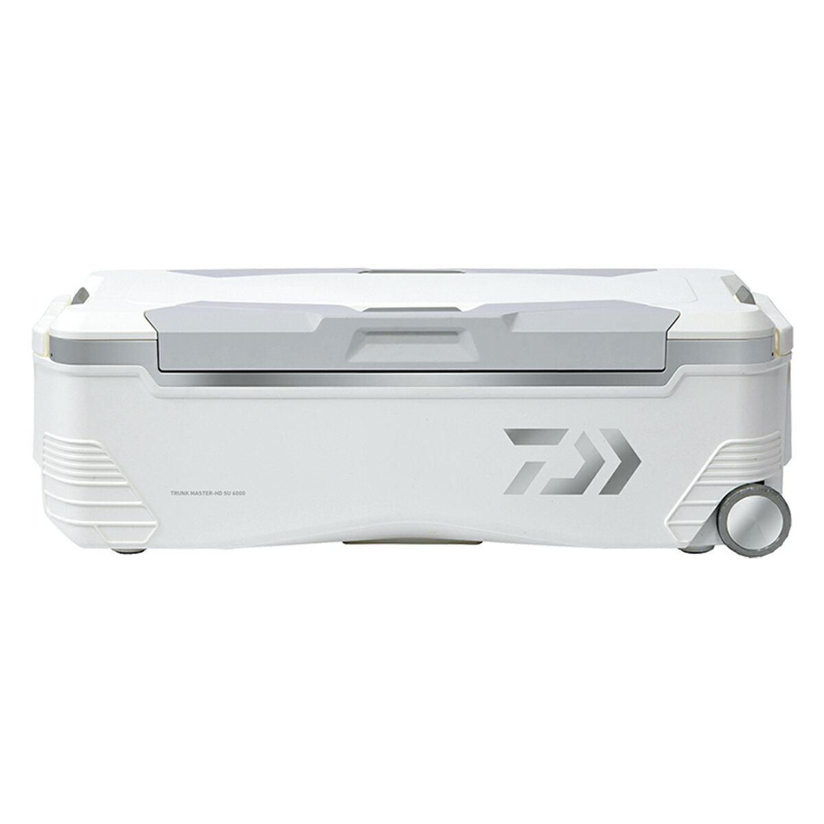 ダイワ トランクマスターHD SU 6000 シルバー クーラーボックス【大型商品】