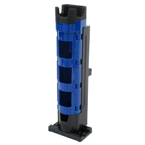 明邦化学工業 ロッドスタンド BM−280 ブルー/ブラック