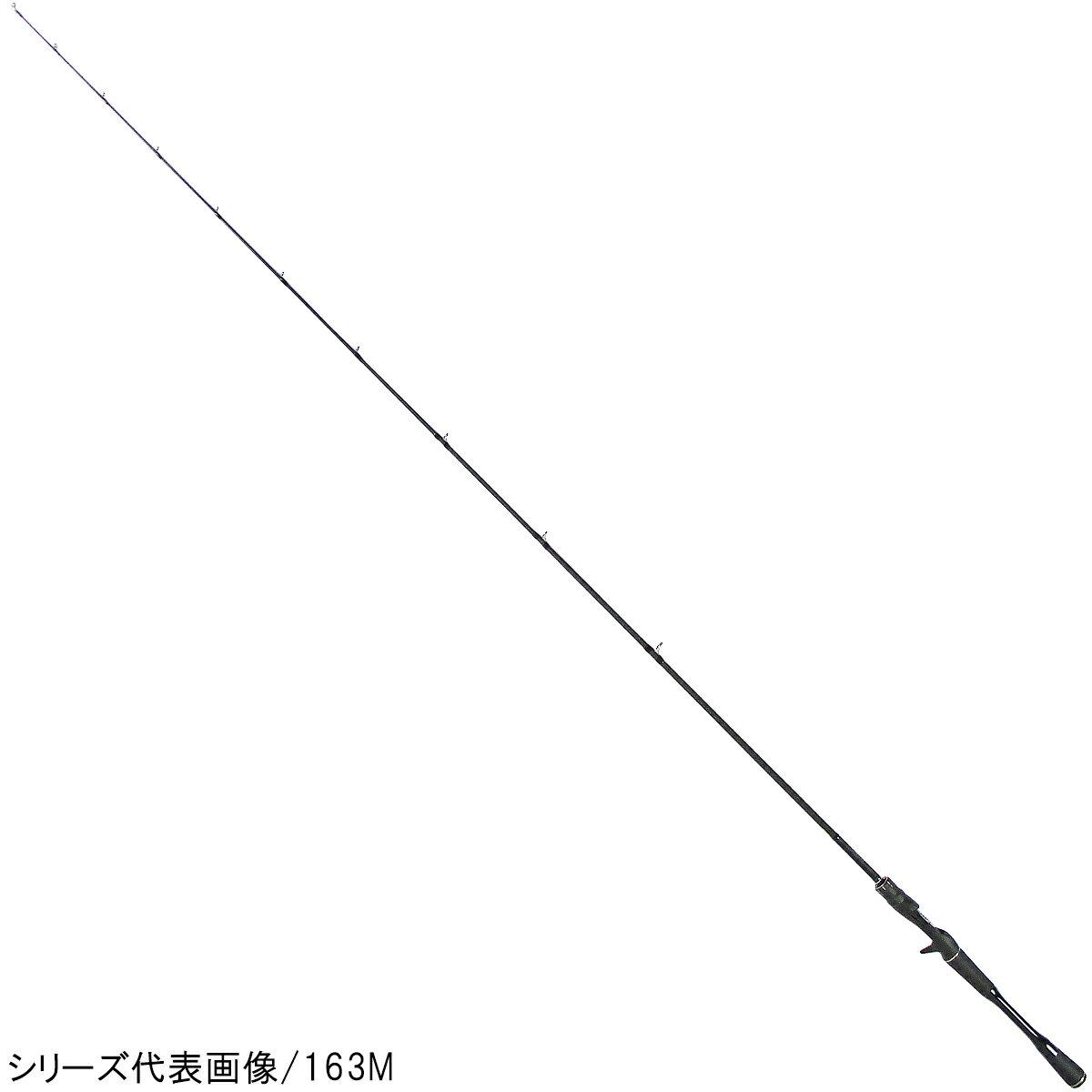 シマノ ポイズンアドレナ (ベイト) 163L-BFS【大型商品】
