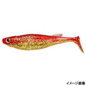 【7/10最大P48倍!】マルキュー エコギア バルト 4インチ 365(赤金)【ゆうパケット】