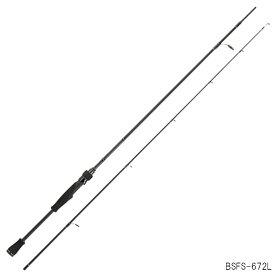 【7/5最大P48倍!】バスフィールド BSFS-672L(バスロッド)
