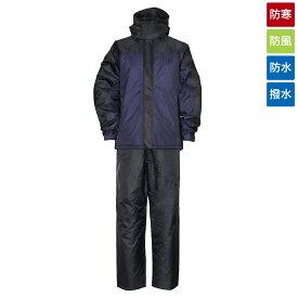 タカミヤ H.B concept ベーシックウィンタースーツ 2XL ネイビー×ブラック