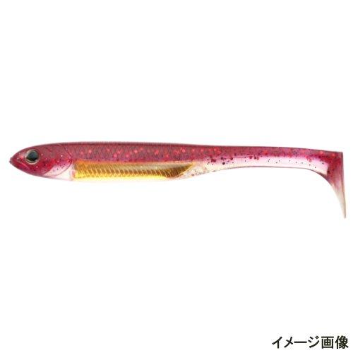 フィッシュアロー(Fish Arrow) フラッシュJ シャッド 4.5インチ SW #116(レッド/ゴールド)【ゆうパケット】