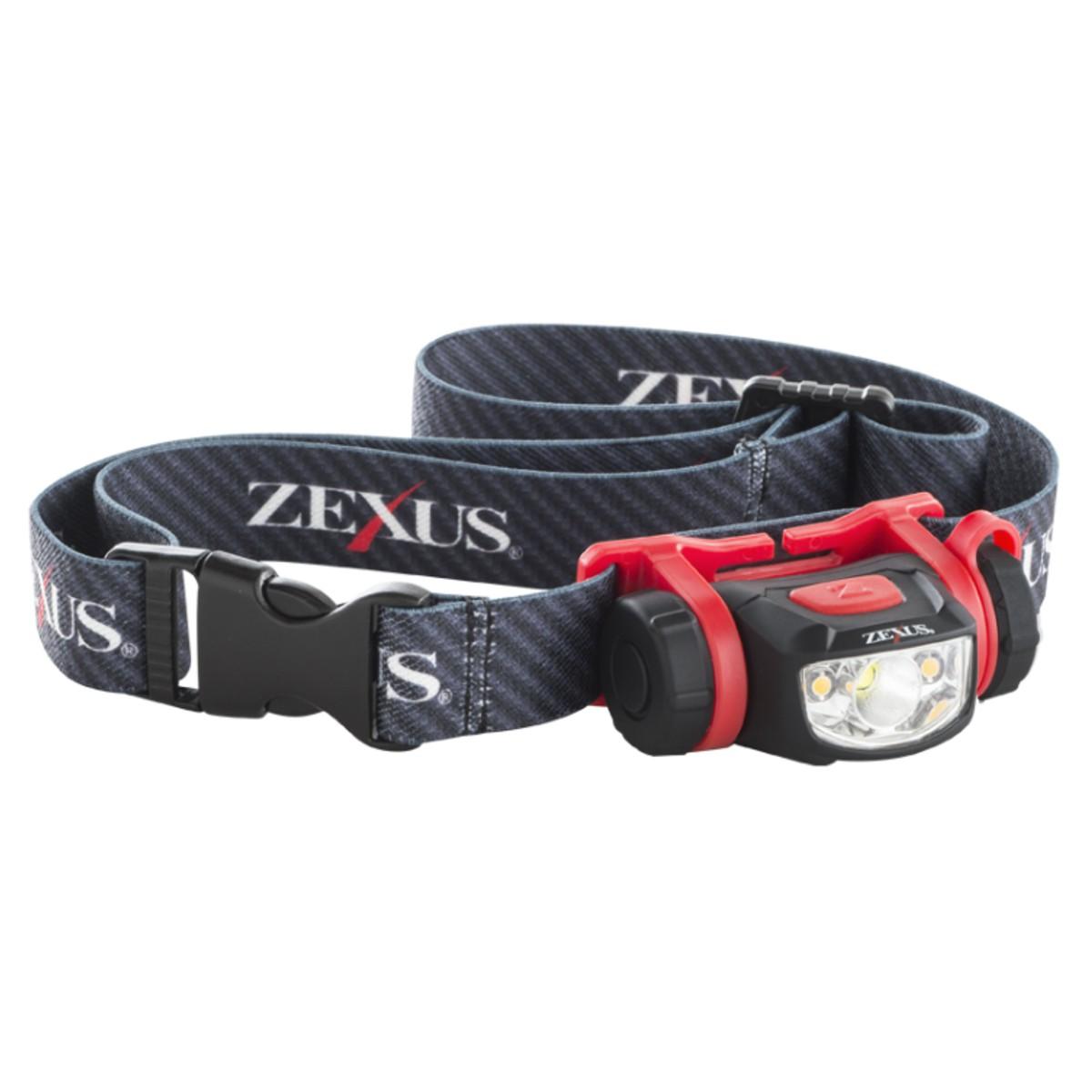 冨士灯器 ZEXUS ZX-S250 ブラック