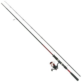 【マラソン&買いまわり10倍W開催!】エギング セット 8.6フィート スピニングリール付き 釣り竿
