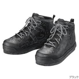 シマノ ジオロックシューズ 26.5cm ブラック [FS-080T]