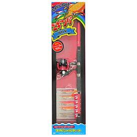 【マラソン&買いまわり10倍W開催!】スマイルシップ エギング セット 8.0フィート 振り出し竿 エギセット付 釣り竿