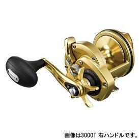 【11/25 最大P42倍!】シマノ 海魂 3000T 右ハンドル