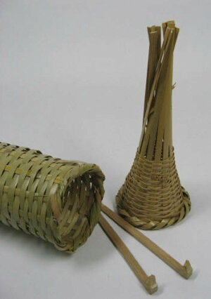 ナカジマ(NAKAZIMA)竹製ウナギとり【釣具のポイント】