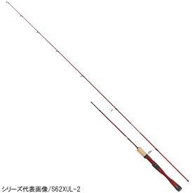 【12/5 最大P50倍!】シマノ ワールドシャウラ テクニカルエディション S62SUL-2(バスロッド)
