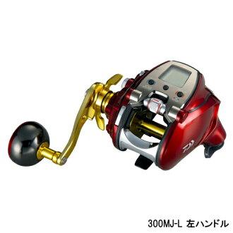大和(Daiwa)shibogu 300MJ-L左側方向盤