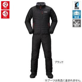 【現品限り】シマノ ベーシック インシュレーション スーツ MD-055Q L ブラック