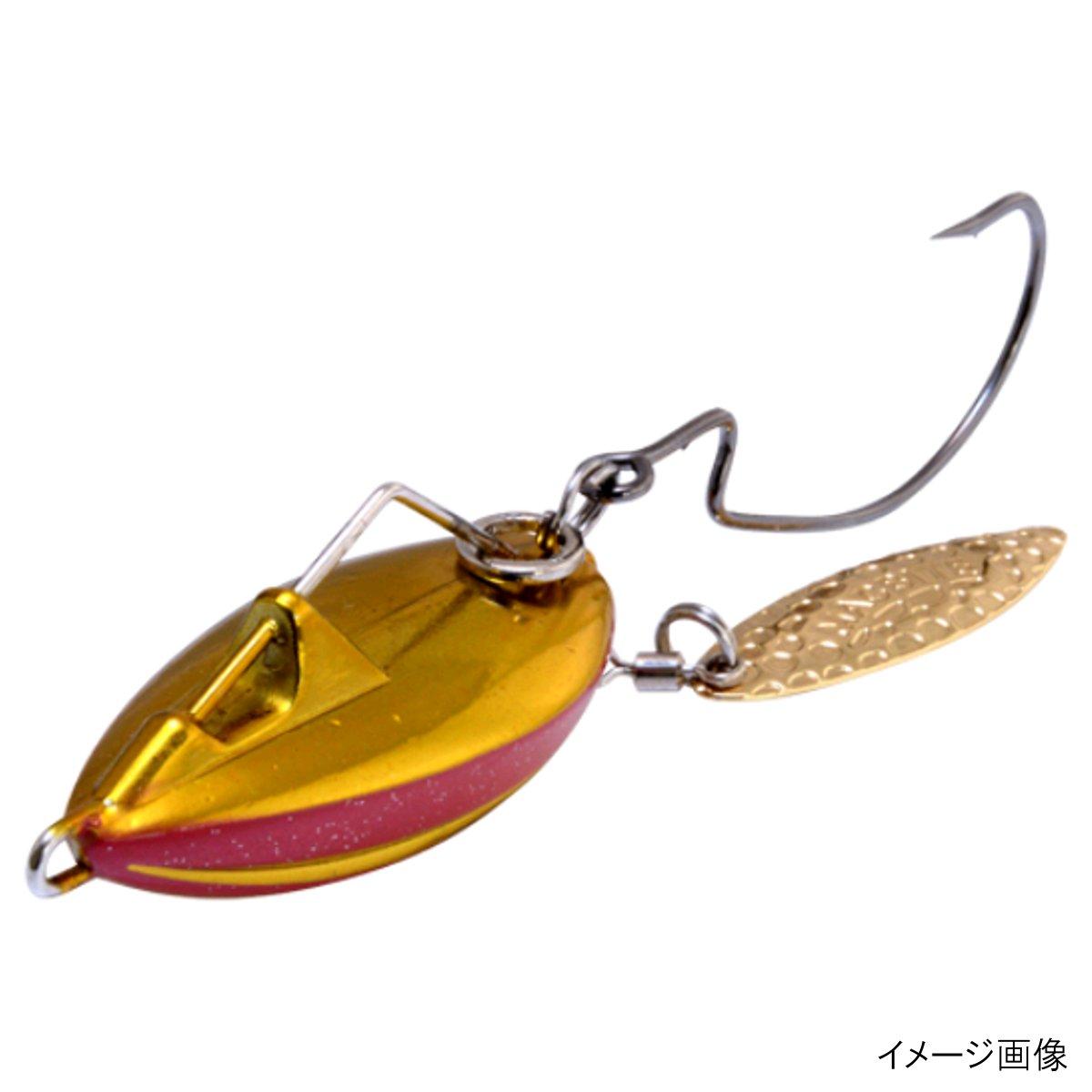 マグバイト バサロHD MBL05 30g 01RG(アカキン)【ゆうパケット】