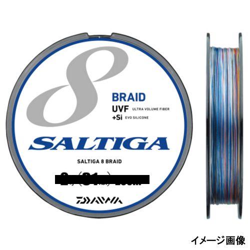 ダイワ UVF ソルティガセンサー 8ブレイド+Si 300m 4号