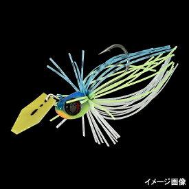 ジャッカル デラブレイク 3/16oz ライトブルーバックチャート【ゆうパケット】