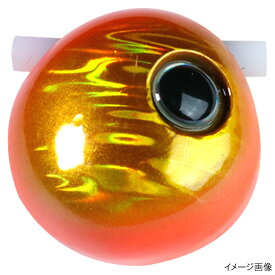 【11/25 最大P42倍!】ジャッカル TGビンビン玉スライドヘッド 80g オレンジゴールド