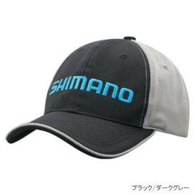 シマノ スタンダードキャップ CA-041R フリー ブラック/ダークグレー