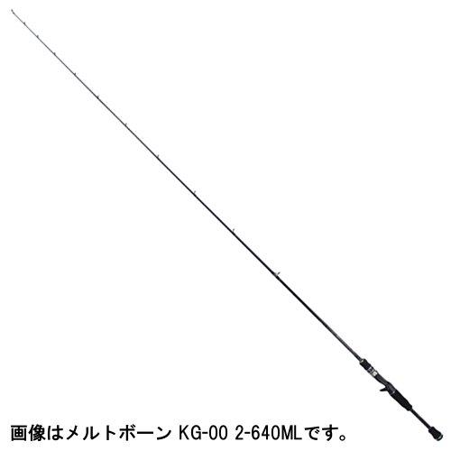 ガンクラフト Killers−00 メルトボーン KG−00 2−640ML【大型商品】