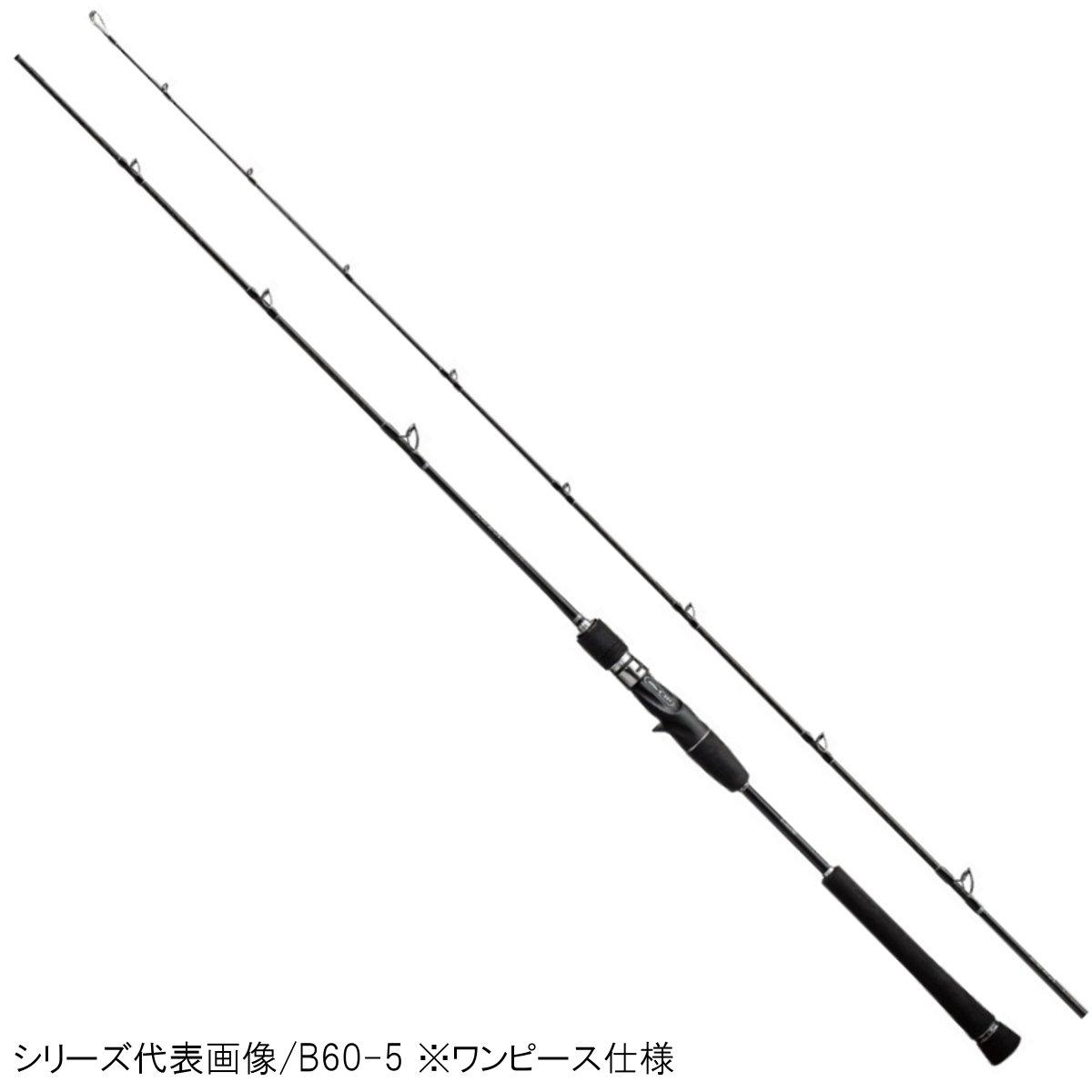 シマノ オシアジガー(ベイト) B60-3【大型商品】