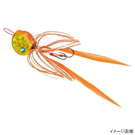 シマノ 【訳あり売り尽し50%OFF】炎月 フラットバクバク EJ-708R 80g 02T オレンジゴールド