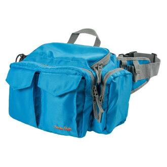 Ltd. (TAKAMIYA) SmileShip hip bag blue