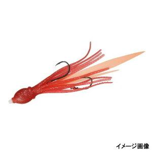 ダイワ 紅牙 タコマラカスユニットSS 2.5インチ ブラッディ/オレンジ【ゆうパケット】