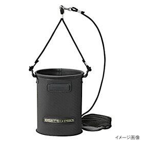 シマノ 水汲みバッカン LIMITED PRO BK-151S 6L リミテッドブラック