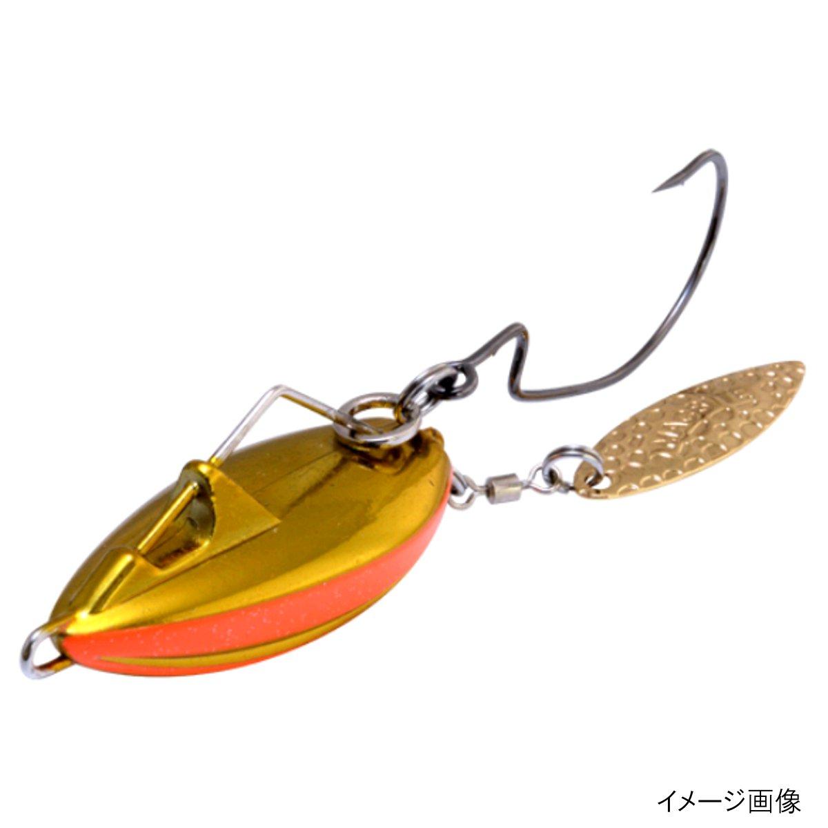 マグバイト バサロHD MBL05 60g 02DG(オレキン)【ゆうパケット】