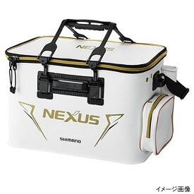 【12/5 最大P50倍!】シマノ ネクサス フィッシュバッカン EX(ハードタイプ) BK-124R 45 ホワイト【大型商品】