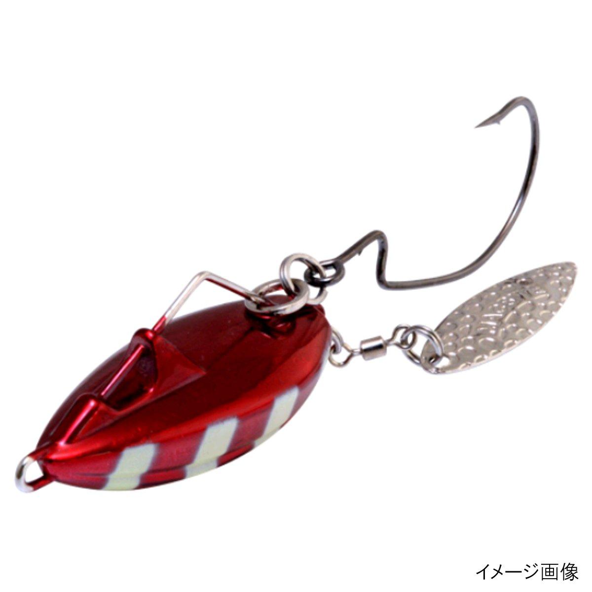 マグバイト バサロHD MBL05 60g 04ZR(ゼブラレッド)【ゆうパケット】
