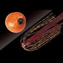 ジャッカル(JACKALL) タングステン鯛カブラ ビンビン玉 スライド 120g オレンジオレンジ/コーラオレンジフレーク