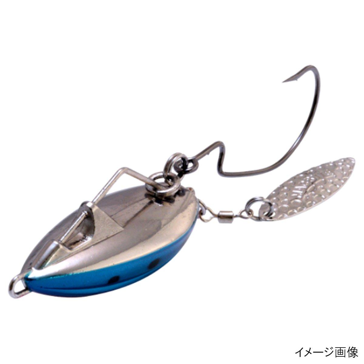 マグバイト バサロHD MBL05 60g 05IS(イワシ)【ゆうパケット】