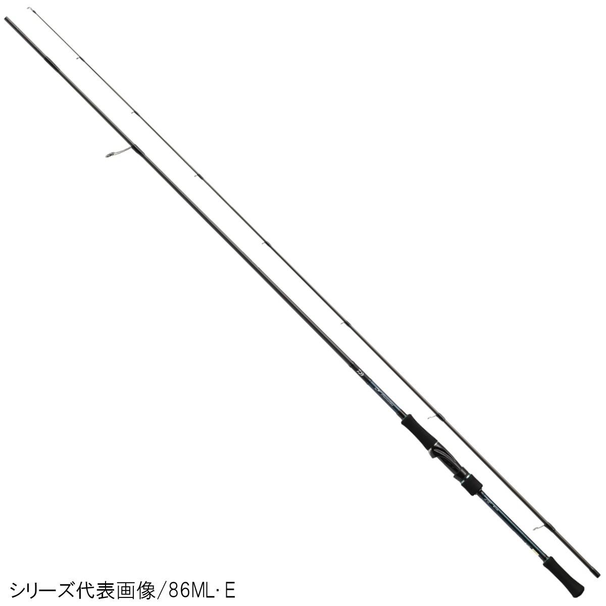 ダイワ エメラルダス MX(アウトガイドモデル) 86M・E