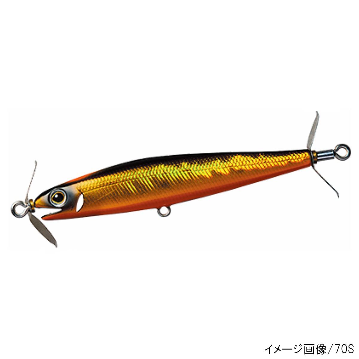 ダイワ ガストネード 110S クロキン【ゆうパケット】