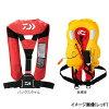 无大和(Daiwa)可洗救生衣(披肩型手动、自动肿胀式)DF-2005黑色
