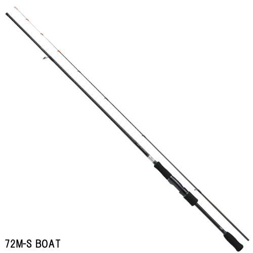 ダイワ エメラルダス(アウトガイドモデル) 72M−S BOAT