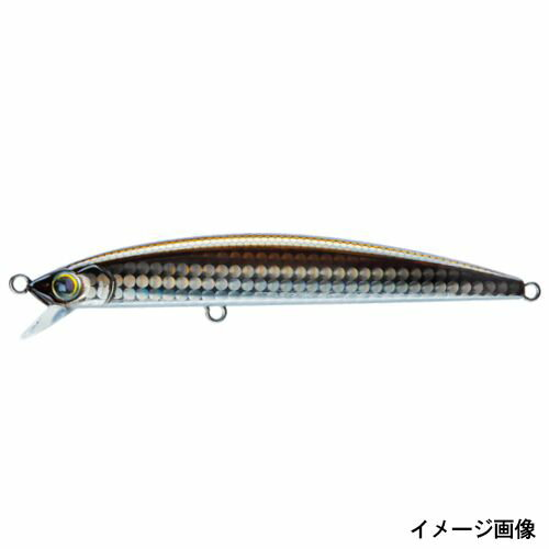 デュエル ヨーヅリ マグクリスタル ミノー(S) 85mm SBR 06(ブラウンシャイナー)