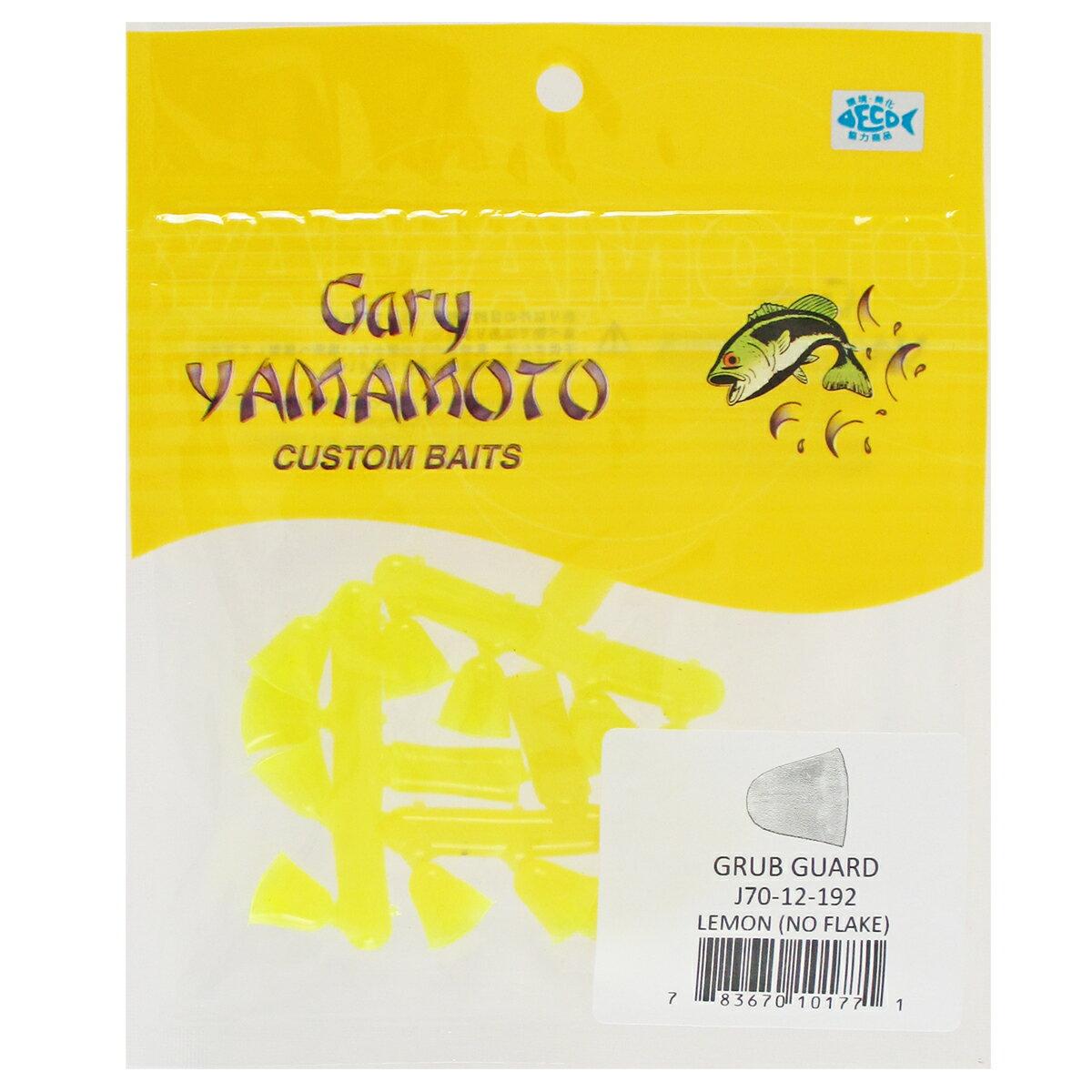 ゲーリーヤマモト グラブガード #192 レモン(ソリッド)【ゆうパケット】