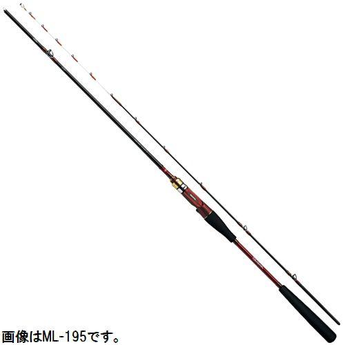 ダイワ アナリスター タチウオ ML−195