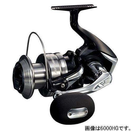 シマノ スフェロス SW 6000PG [11dmnb]