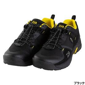 【11/25 最大P42倍!】ダイワ フィッシングシューズ DS-2102QS(スパイク) 28.0cm ブラック