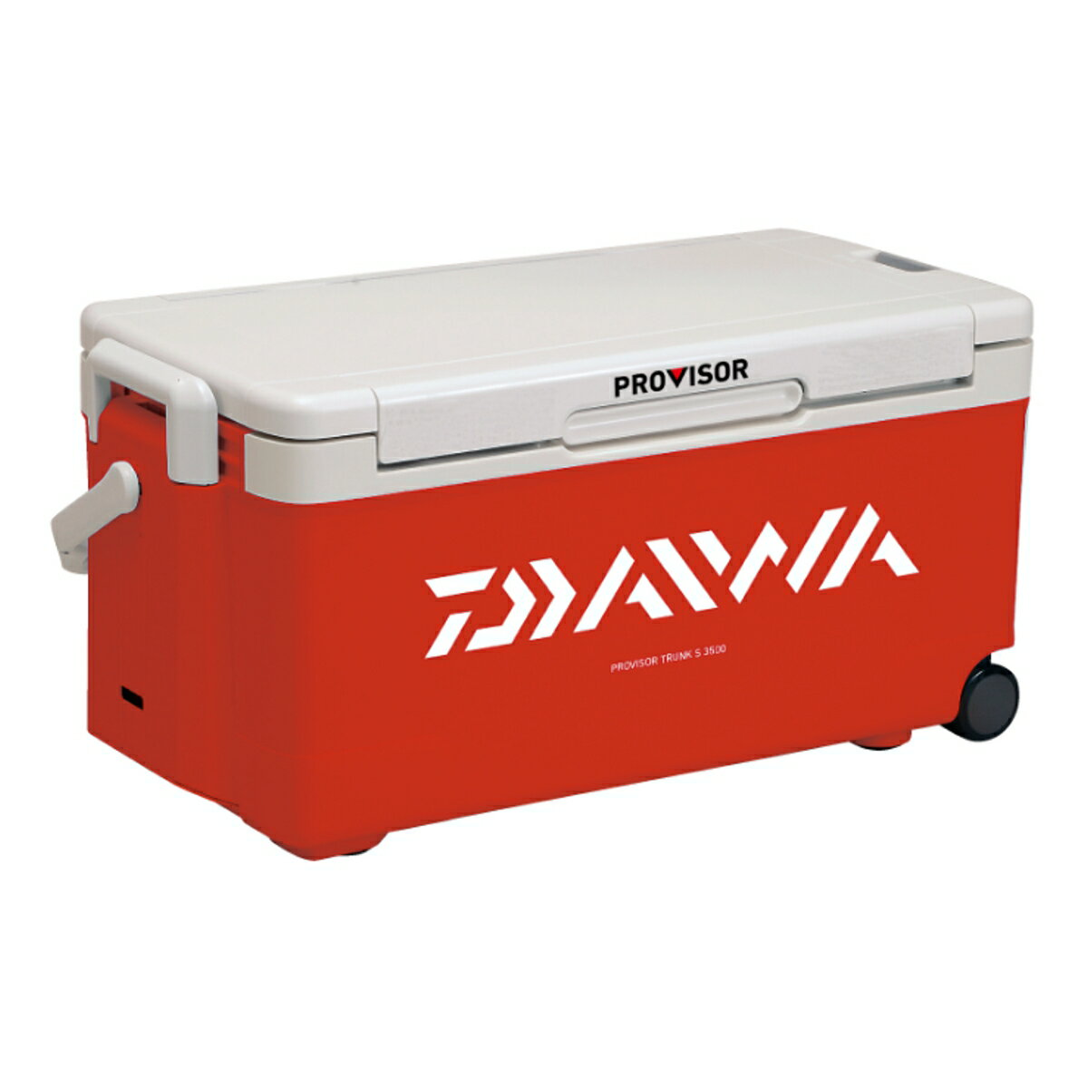 ダイワ プロバイザートランク S-3500 レッド クーラーボックス【6co01】