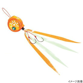 シマノ 【訳あり売り尽し50%OFF】炎月 フラットバクバク EJ-708R 80g 006 オレンジスポッツ