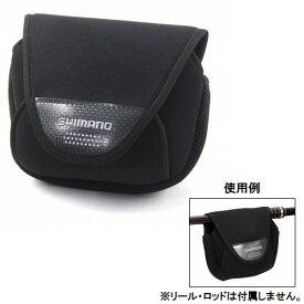 シマノ リールガード(スピニング用) PC−031L S ブラック