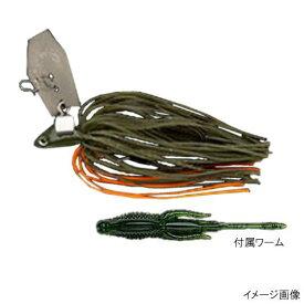 【11/1 最大P52倍!】マルキュー ノリーズ フラチャット 10g HC10(タフタイムオレンジインパクト)