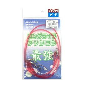人徳丸 ロングライフクッション P030−050BB 3.0mm 50cm ピンク【ゆうパケット】