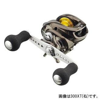 像Shimano夢幻一樣的XT型G 300XT(右)